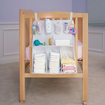Organize for a New Baby