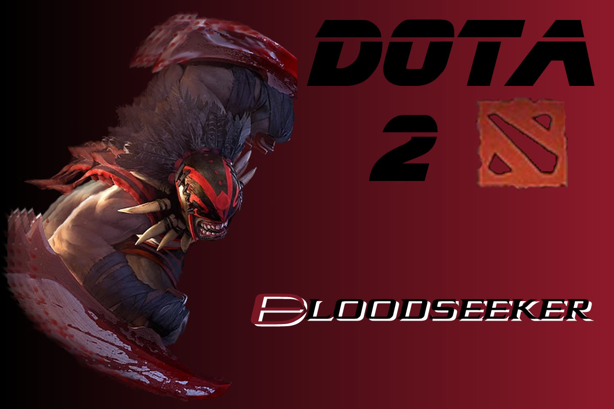 Dota-Throne - Defance Of The Ancients: Dota 2 Bloodseeker Pic by Dota-