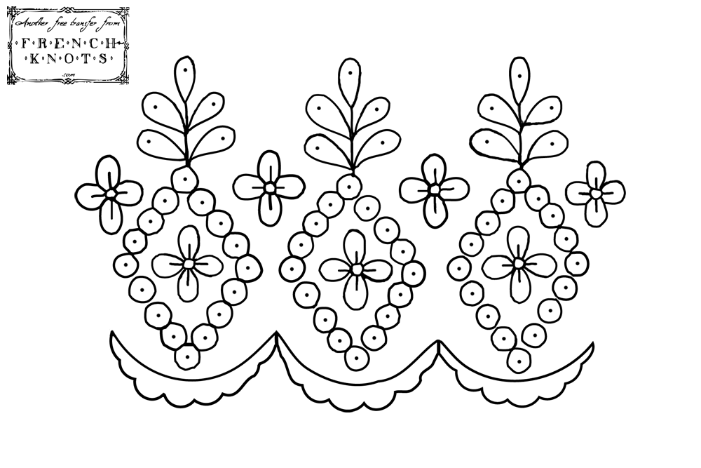 Knitting Outline Stitch : ???????? ??????? ?????? -embroidry patterns ~ ??? ???? NEEDLE CRAFTS