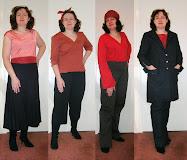 PR Wardrobe 2008