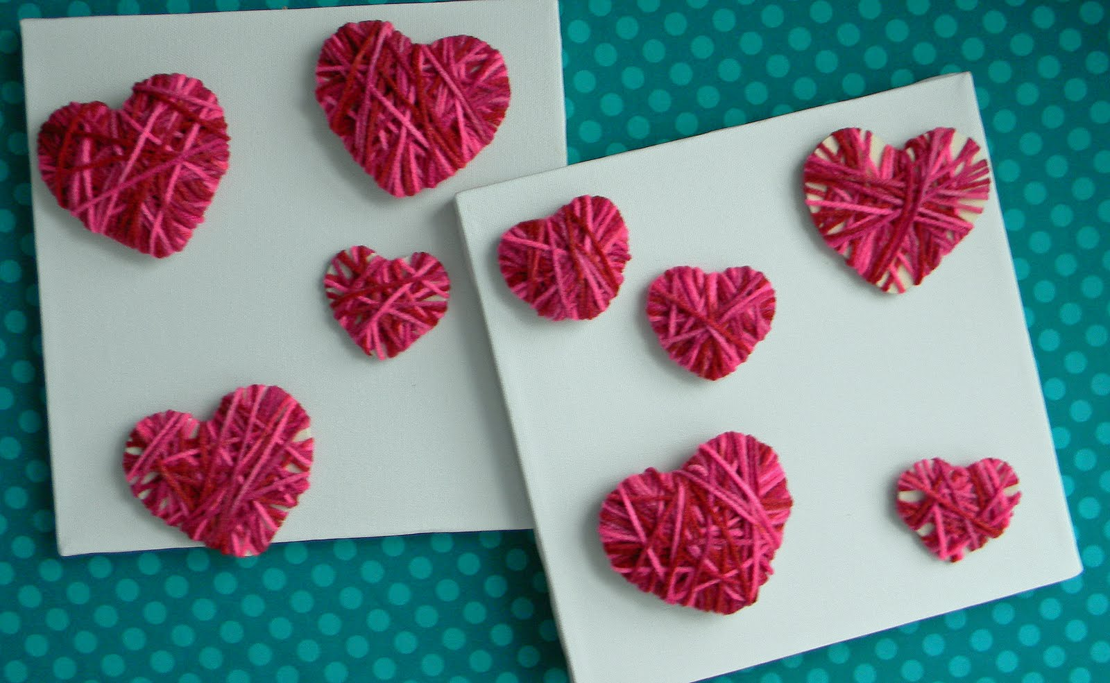 Valentine s day crafts with the kids for Kids valentines day craft