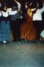 Eu, com traje de Gente Rica (Lavradores Abastados) Séc XIX - Casa do Concelho de Castro Daire