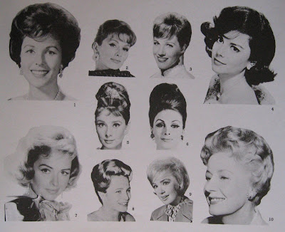 1970s Fashion Timeline on Glamoursplash  1960 S Pop Quiz   10 Best Coiffured Women Of 1963