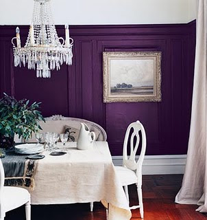 The Entertaining House: The Color Purple
