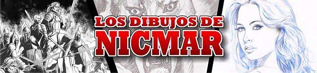 LOS DIBUJOS DE NICMAR