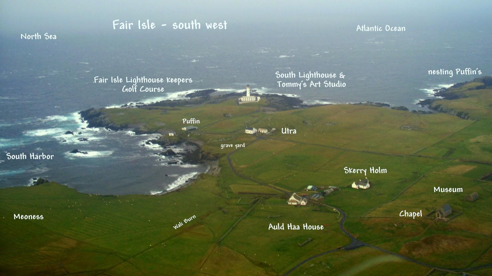 Fair Isle Auld Haa Guesthouse