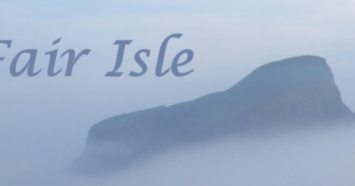 Fair Isle: Contact