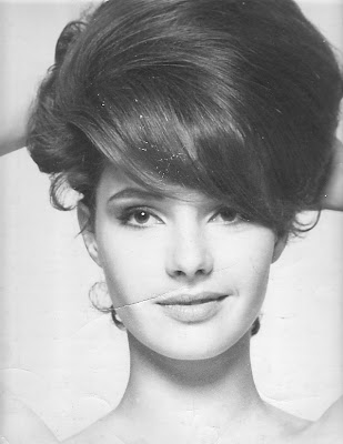 The aforementioned beehive hairstyle. Women with thinning hair should try a