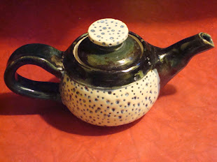 First ever tea pot