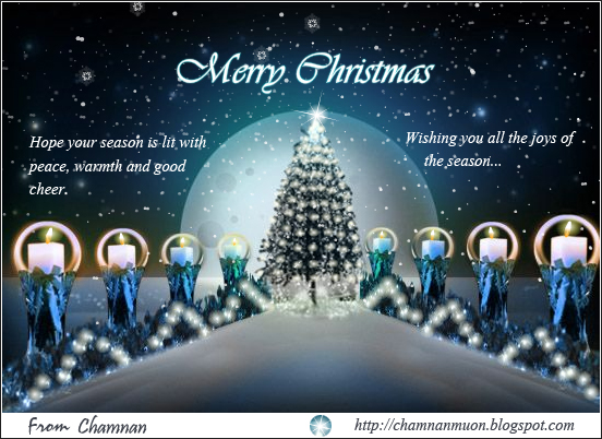 Happy Merry Christmas & Happy International New Year 2011! | Chamnan ...
