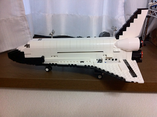 LEGO: 10213 Shuttle Adventureを組みました
