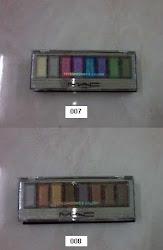MAC-8 Color Eyeshadow + 2Blusher