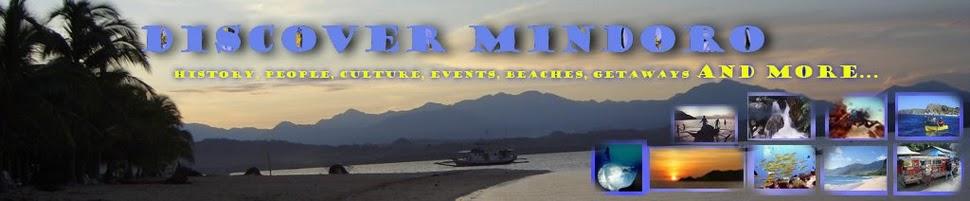 Discover Mindoro