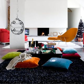 modern holiday style
