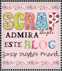 Selo ScrapDuplo