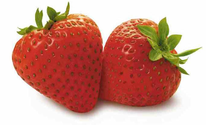"Strawberry, si Buah ""Cinta"" merah yang indah"