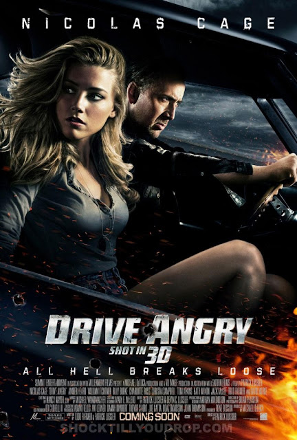 Drive Angry 3D (2011) - TS - 3gp Mobile Movies Online