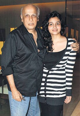 Photos Of Mahesh Bhatts Daughter Alia Bhatt