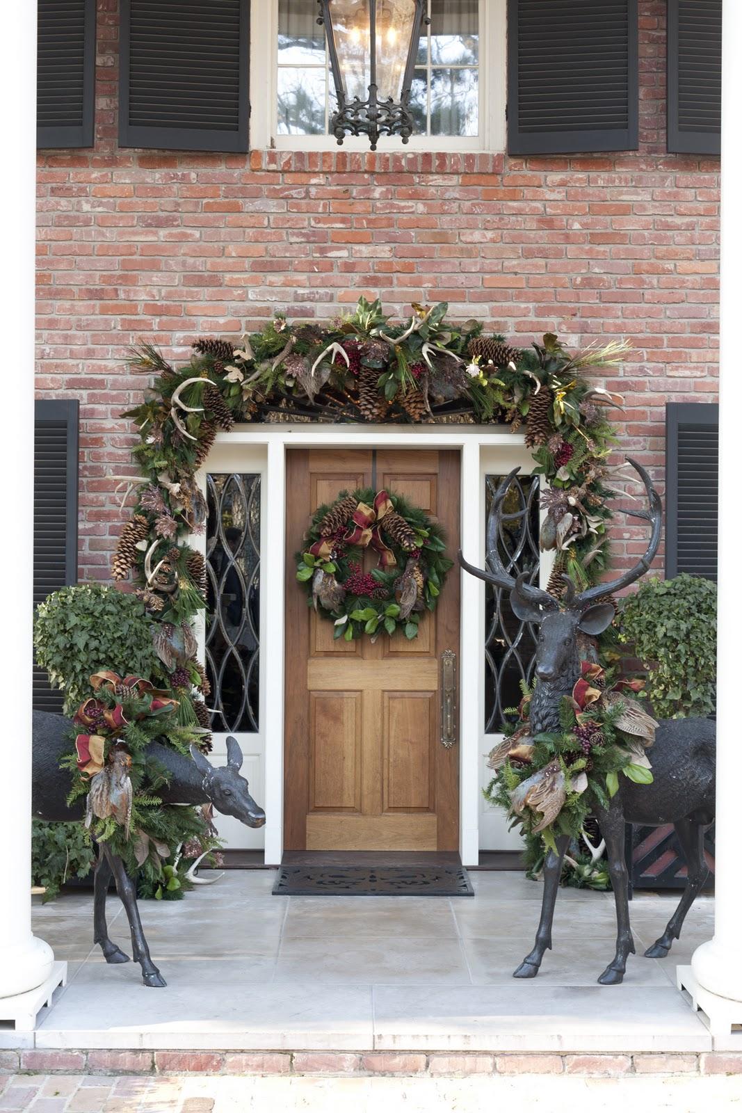 Mere julehus inspirasjon interior heaven - Christmas decorations interior design ...