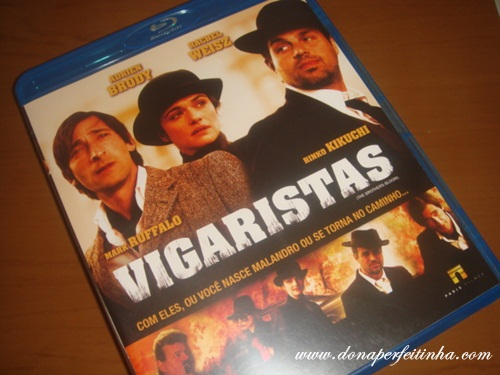 Vigaristas (The Brothers Bloom) - FILME