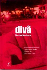 LIVRO: Divã - de Martha Medeiros