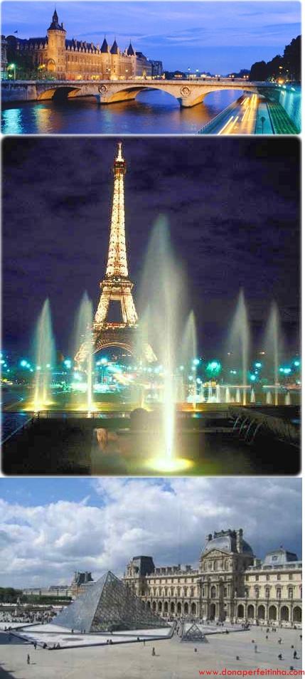 PARIS: Quero muito visitar!