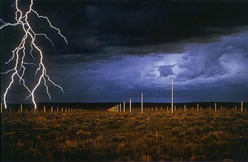 Você sabe calcular a que distância de você um raio caiu?