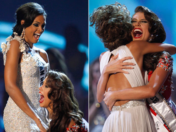 Domingão e Miss Universo 2009