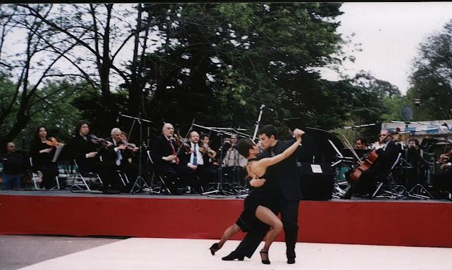 Aniversario Tiro Federal - Orquesta del Tango de Buenos Aires
