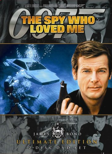 10 The Spy Who Loved Me (1977)