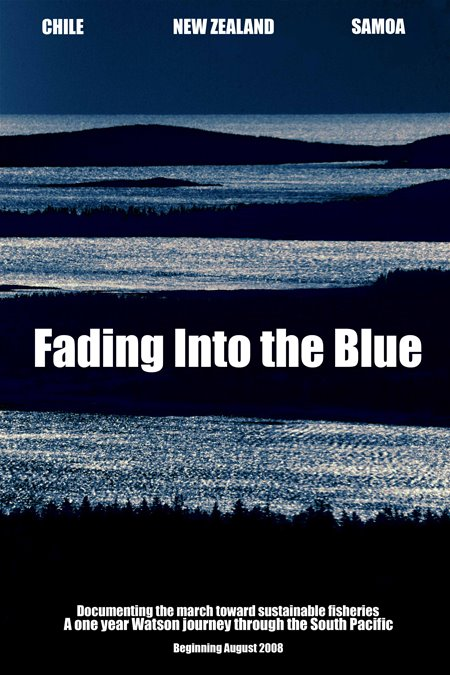 Fading Into the Blue