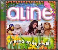 Aline Barros - Fiesta En El Jardín 2005