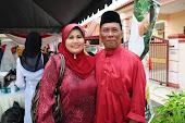 Mama and Ayah apple