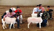 Participación 5ta Expo Ovinos. 13 de Junio 2009 Guadalupe N.L.