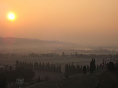 Sunrise, Valpolicella