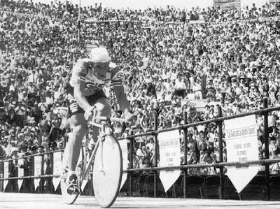 Francesco Moser,1984, Arena di Verona