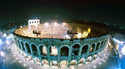 Opera, Arena de Verona