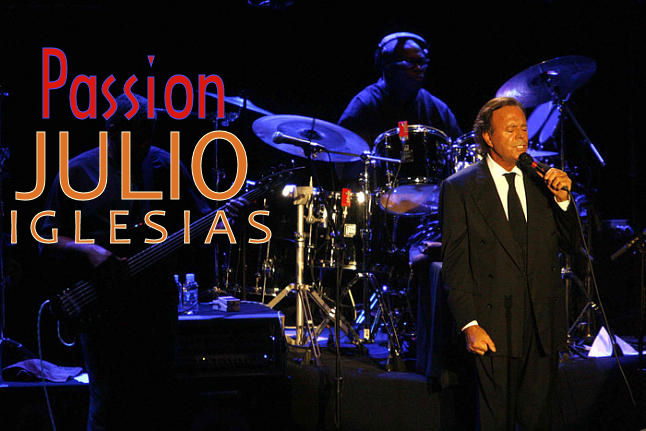 Passion: Julio Iglesias