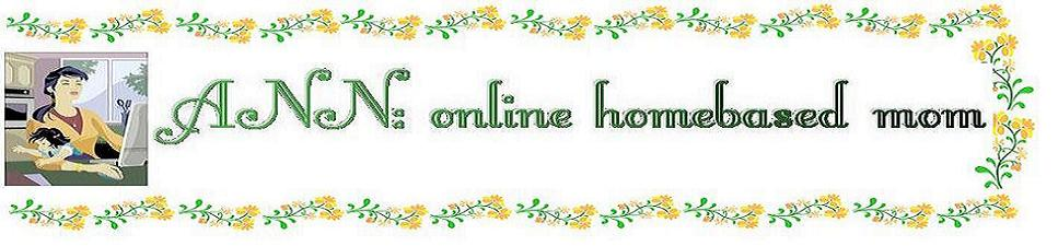 ANN:) online home-based mom