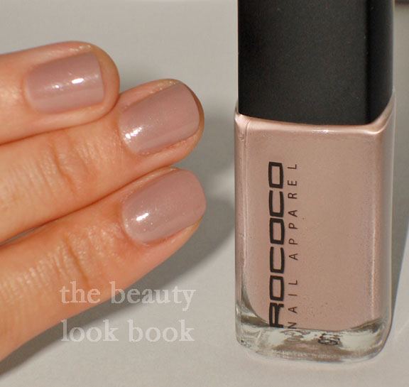 Rococo Nail Apparel: Stone Cold Karma | The Beauty Look Book