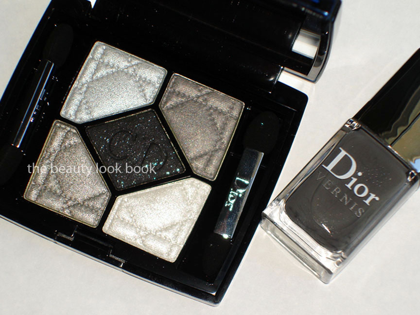 dior gris gris 034 quint gris montaigne 707 nail lacquer for spring 2011 the beauty look book. Black Bedroom Furniture Sets. Home Design Ideas