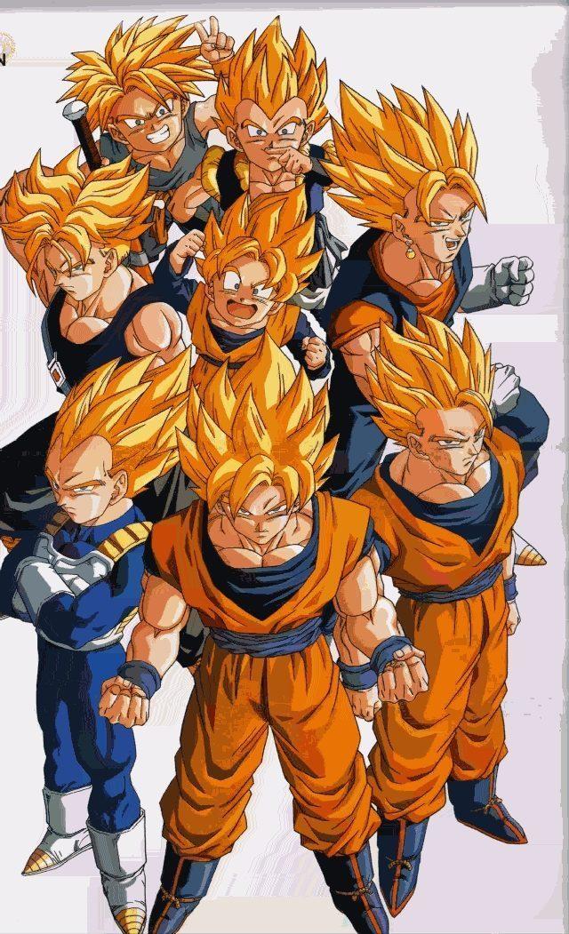 Dragon Ball Z Super Saiyan 6 Goku. dragon ball z goku super
