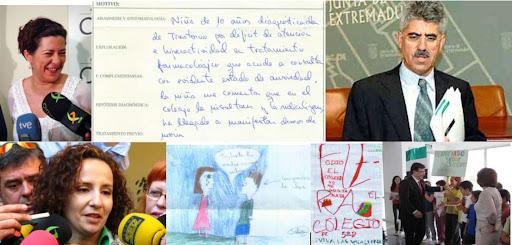 El cuaderno de Guillermo NO, gracias (Acoso institucional extremeño)