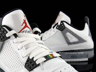 Fusion Air Jordan 8 2010 Esquive