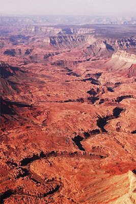 Grand Canyon airplane view by Selep Imaging