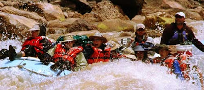 pontoon Grand Canyon Rafting by Selep Imaging