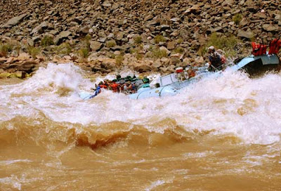 Grand Canyon rafting by Selep Imaging