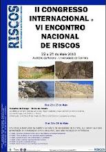 II Congresso Internacional e VI Encontro Nacional de RISCOS