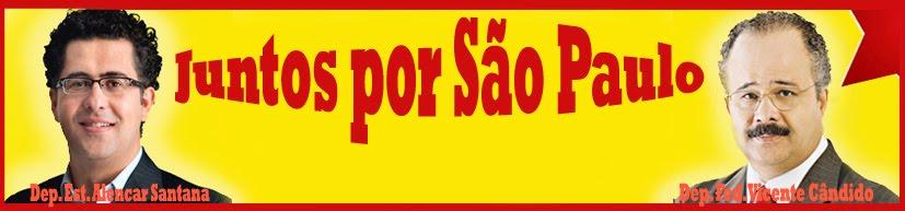 Juntos Por São Paulo!