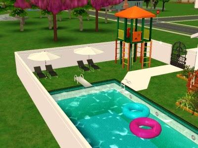 Hinata Little Paradise Exterior+4+piscina